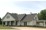 Country House Plan Front Photo 01 - Grace Hill Craftsman Home 020D-0365 | House Plans and More