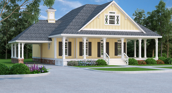 One-Car Garage Home Plans | House Plans and More