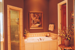 Colonial Floor Plan Bathroom Photo 01 - 020S-0001 | House Plans and More