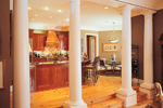 Greek Revival Home Plan Kitchen Photo 01 - 020S-0001 | House Plans and More