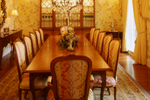 Southern Plantation Plan Dining Room Photo 02 - 020S-0002 | House Plans and More