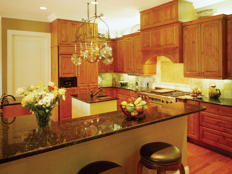 Greek Revival Home Plan Kitchen Photo 02 020S-0002
