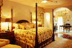 Southern Plantation Plan Master Bedroom Photo 02 - 020S-0002 | House Plans and More