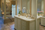 Southern House Plan Master Bathroom Photo 01 - 020S-0004 | House Plans and More