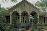 Greek Revival Home Plan Rear Photo 02 - 020S-0004 | House Plans and More