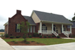 Southern House Plan Front Photo 01 - 021D-0012 | House Plans and More