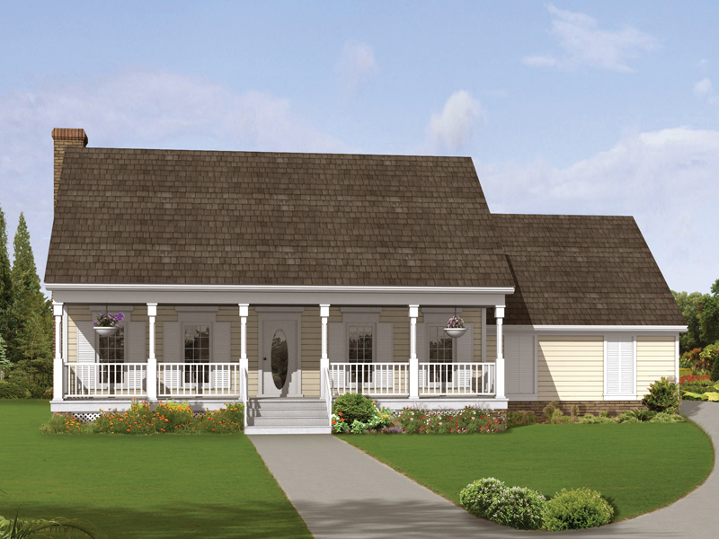 Corsica cape cod home plan 021d 0016 house plans and more for Country cape cod house plans