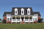 Desirable Southern Style Plantation Home 