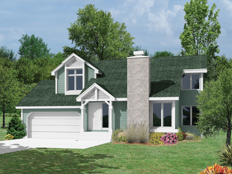 Country House Plan Front Image - 022D-0004 | House Plans and More