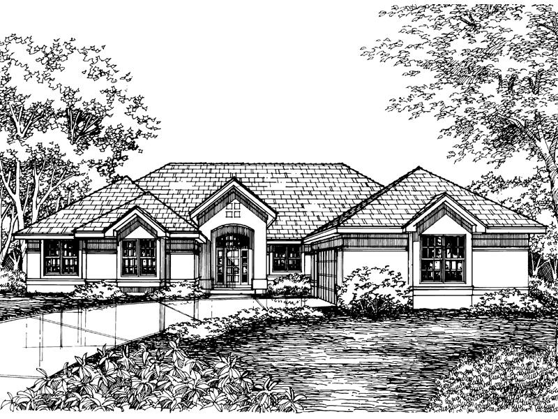 Belview sunbelt home plan 022d 0025 house plans and more for Sunbelt house plans