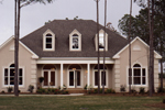 Southern House Plan Front Photo 01 - 023D-0002 | House Plans and More