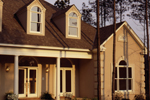 Traditional House Plan Front Photo 03 - 023D-0002 | House Plans and More