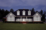 Traditional House Plan Front Photo 05 - 023D-0002 | House Plans and More