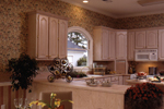 Cape Cod and New England Plan Kitchen Photo 01 - 023D-0002 | House Plans and More