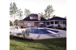 Traditional House Plan Rear Photo 01 - 023D-0003 | House Plans and More