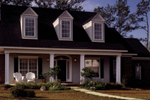 Southern House Plan Front Photo 01 - 023D-0009 | House Plans and More