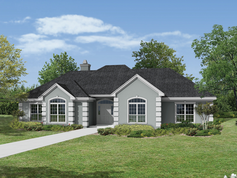 Ashley Ranch Home Plan 023d 0010 House Plans And More