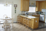 Southern House Plan Kitchen Photo 01 - 023D-0013 | House Plans and More