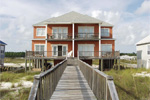 Beach and Coastal House Plan Rear Photo 01 - 023D-0013 | House Plans and More