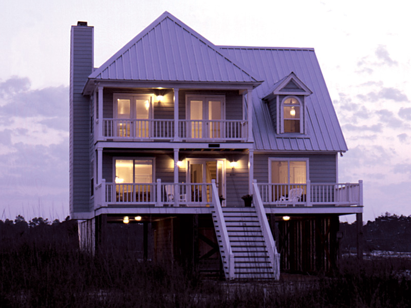 coastal home plan