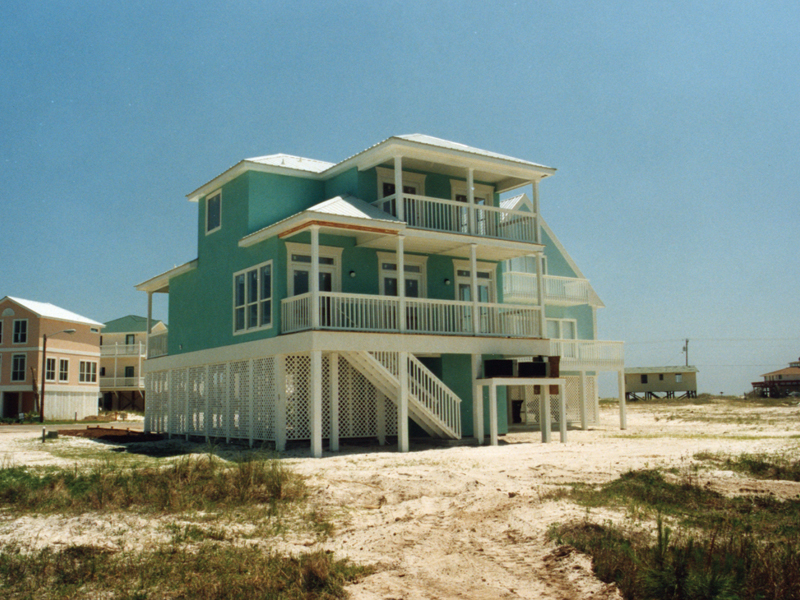 Coastal home plans elevated ideas photo gallery house for Elevated beach house