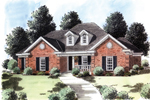 Traditional Brick Ranch