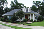 Southern House Plan Front Photo 01 - 024D-0022 | House Plans and More