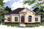 Ranch House Plan Front Photo 01 - 024D-0024 | House Plans and More