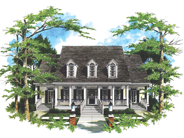Coxburg Plantation Home Plan 024d 0027 House Plans And More