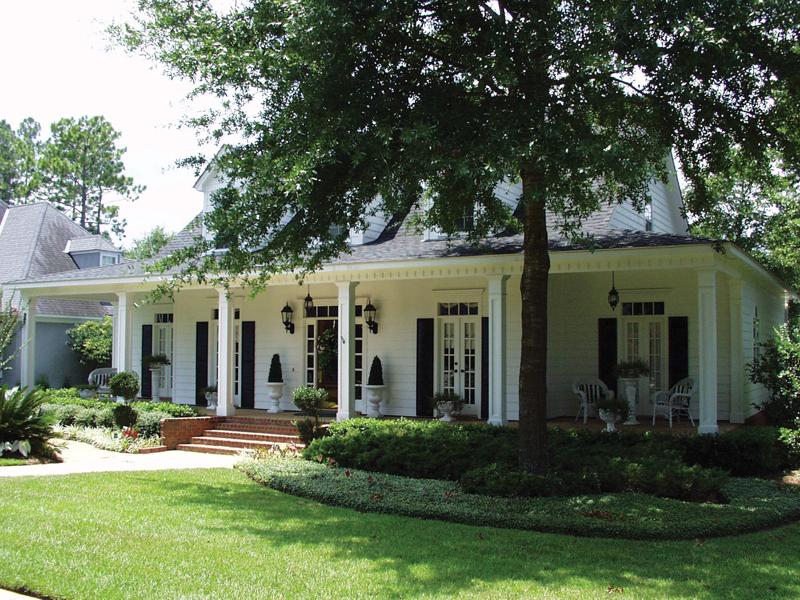 Ideas About Louisiana Style Homes, - Free Home Designs Photos Ideas