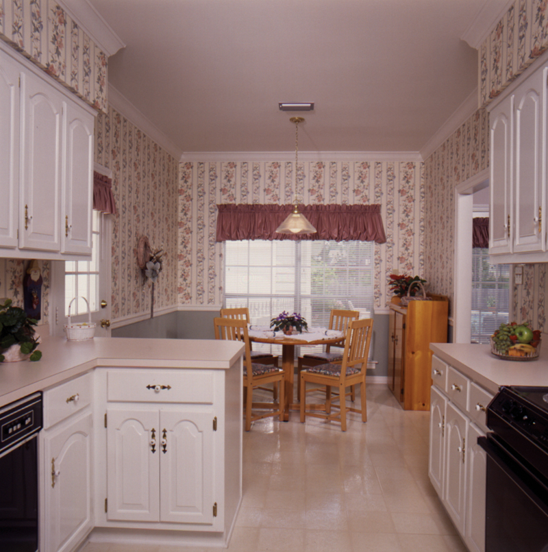 Traditional House Plan Kitchen Photo 01 024D-0042