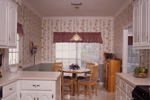 Saltbox House Plan Kitchen Photo 01 - 024D-0042 | House Plans and More