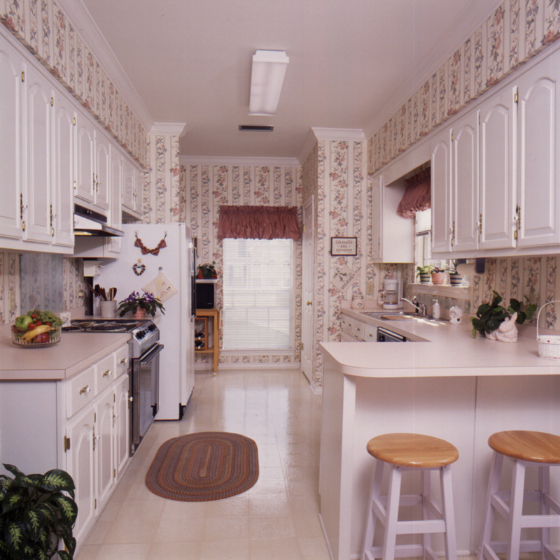 Saltbox House Plan Kitchen Photo 02 024D-0042