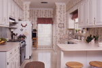Saltbox House Plan Kitchen Photo 02 - 024D-0042 | House Plans and More