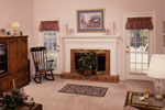 Country House Plan Living Room Photo 01 - 024D-0042 | House Plans and More