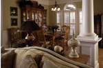 Country French Home Plan Dining Room Photo 02 - 024D-0048 | House Plans and More