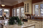 Country French Home Plan Kitchen Photo 02 - 024D-0048 | House Plans and More