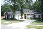 European House Plan Front Photo 01 - 024D-0051 | House Plans and More