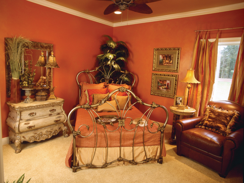 Traditional House Plan Bedroom Photo 01 024D-0055