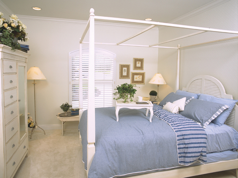Ranch House Plan Bedroom Photo 02 024D-0055