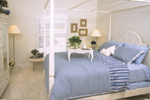 Ranch House Plan Bedroom Photo 02 - 024D-0055 | House Plans and More