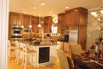 Traditional House Plan Kitchen Photo 02 - 024D-0055 | House Plans and More