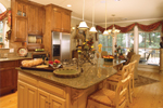 Ranch House Plan Kitchen Photo 03 - 024D-0055 | House Plans and More