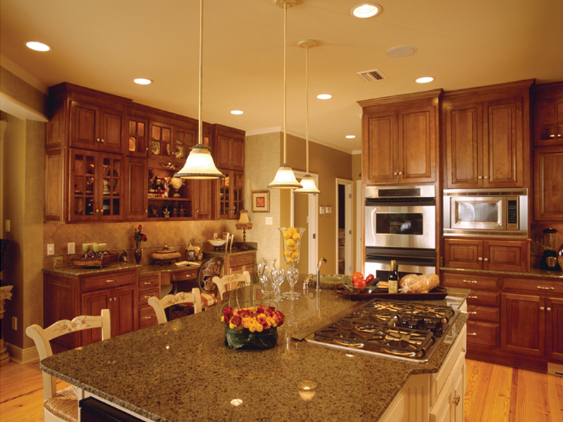 Traditional House Plan Kitchen Photo 04 024D-0055