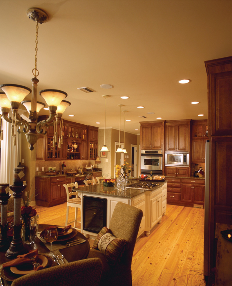 Traditional House Plan Kitchen Photo 05 024D-0055