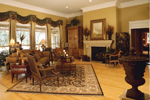 Traditional House Plan Living Room Photo 01 - 024D-0055 | House Plans and More
