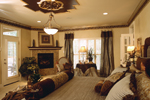 Traditional House Plan Master Bedroom Photo 02 - 024D-0055 | House Plans and More