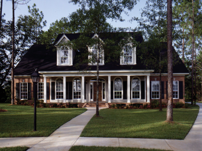 Heath springs plantation home plan 024d 0056 house plans and more - House plans dormers ...