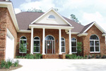 Traditional House Plan Front Photo 01 - 024D-0057 | House Plans and More