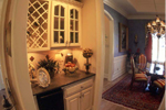 Country French Home Plan Dining Room Photo 02 - 024D-0060 | House Plans and More
